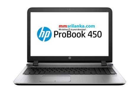 Laptop I5 Vga 2gb Hp Probook 450g4 I5 Laptop 2gb Vga