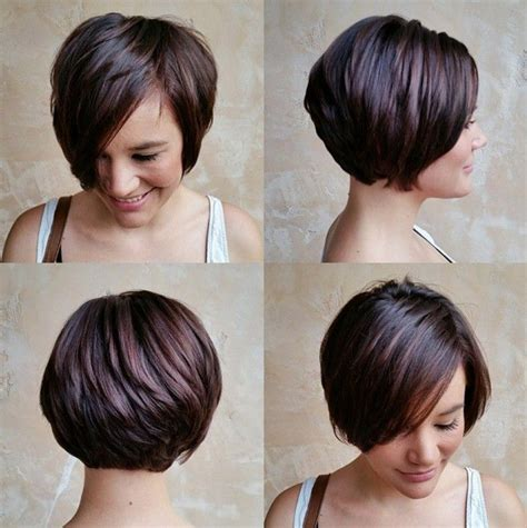 how to cut a bubble cut hair style 67 best stacked bob haircuts images on pinterest