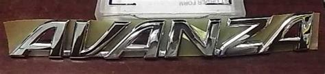 toyota avanza word emblem end 5 27 2017 11 15 pm myt