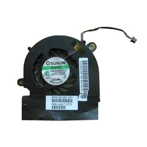 Fan Hp Compaq 5310 5310m cooling fan for hp probook 5310m 581087 001