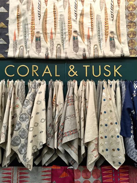 architectural digest home design show march 21 24 2014 coral tusk at the architectural digest design show