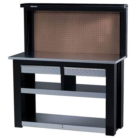 work benches home depot workbenches workbench accessories garage storage