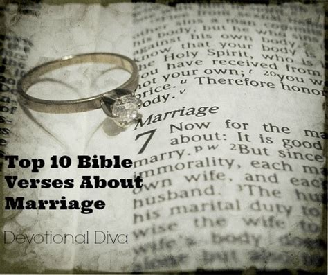 BIBLE QUOTES ABOUT MARRIAGE image quotes at hippoquotes.com
