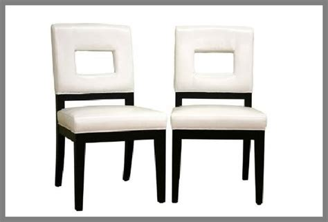 Black And White Chairs Dining Black And White Dining Chairs Whereibuyit