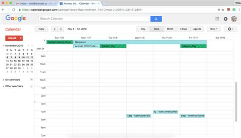 Gmail Calendar Gmail Vs Outlook 5 Changing Differences Process