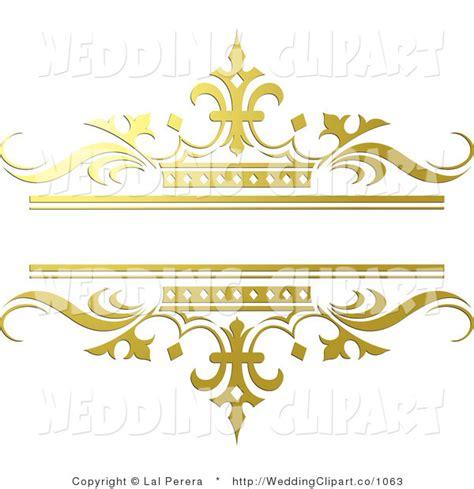 gold wedding clipart gold wedding clipart 61