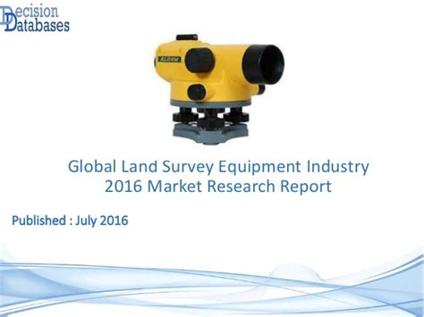 Educational Research 11e Global Edition 2016 Mills Global Land Survey Equipment Industry 2016 Market Research