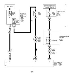circuit wiring diagram for 2007 nissan 350z coupe charging