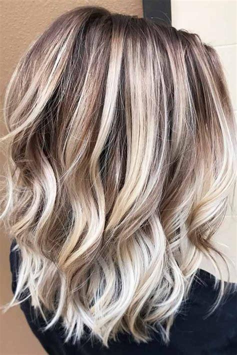 30 Platinum Blonde Hair Shades and Highlights for 2018   Blonde balayage, Hair coloring and Balayage