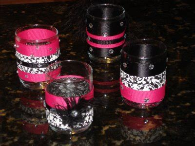 Hot pink & Black Damask wedding..HELP!   Weddingbee