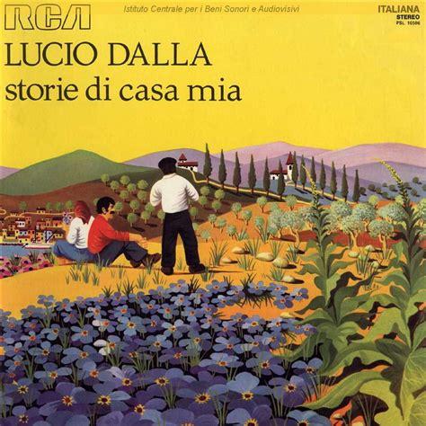 storie di casa discografia nazionale della canzone italiana
