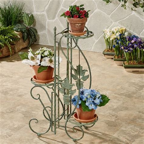 mandi indoor outdoor metal plant stand