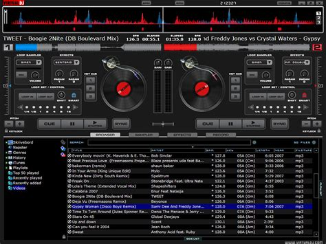 full bass dj software free download virtual dj musique electro