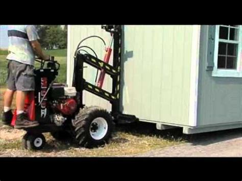 Mule Iv Shed Mover by Pine Hill Trailer Sales Mule