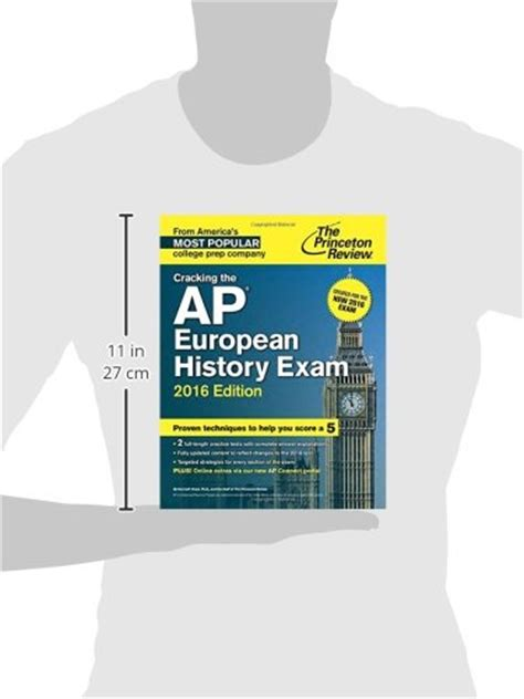 cracking the ap european history 2018 edition proven techniques to help you score a 5 college test preparation cracking the ap european history 2016 edition