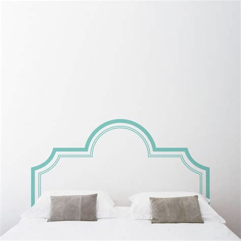 headboard wall stickers for bedrooms 25 best headboard decal ideas on pinterest jack