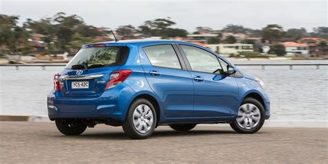 Toyota Yaris Specs 2015 Toyota Yaris Pricing And Specifications Photos 1