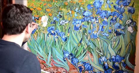 vaso con iris gogh disegnare dipingere gli iris consigli e tanti tutorial