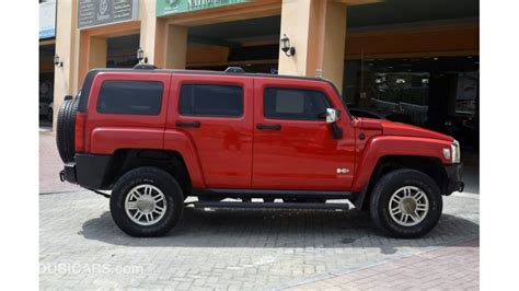 auto air conditioning service 2007 hummer h3 security system hummer h3 in excellent condition for sale aed 21 000 red 2007