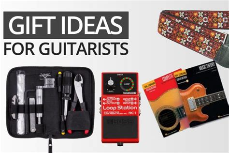 five cool christmas gift ideas for the guitarist in your gift ideas for guitar players cool gifts for every