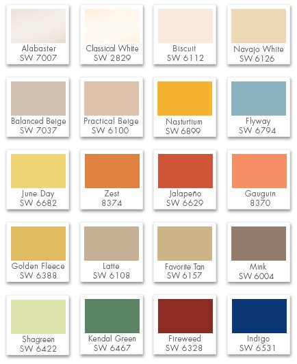 color resource guide certapro painters 174 of central dallas