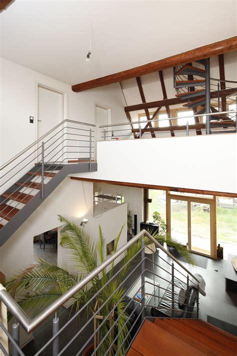 scheune zum wohnhaus umbau einer denkmalgesch 252 tzten scheune zum wohnhaus