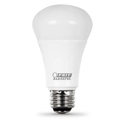 3 Way Led Light Bulbs Feit 4 7 11 Watt Led Non Dimmable 3 Way A19 Light Bulb At Menards 174