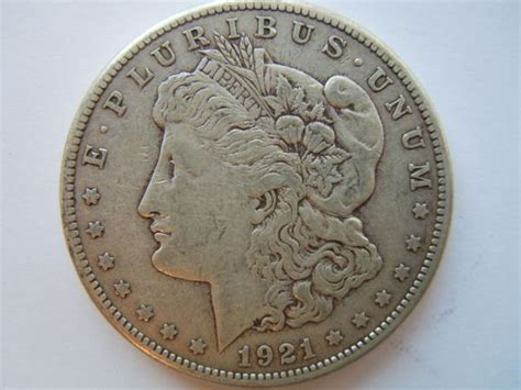 value of silver dollars 1921 grading and value for 1921 silver dollar coin