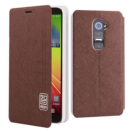 mofi leather for lg g2 mofi youth series folio stand for lg g2 brown