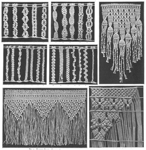 Macrame Books Free - 25 best ideas about free macrame patterns on