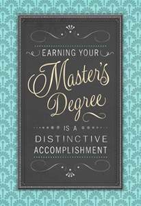 congratulations on your master s degree graduation card greeting cards hallmark