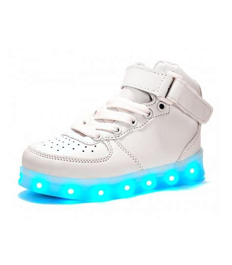 white high top light up shoes white high top light up shoes 28 images galaxy led