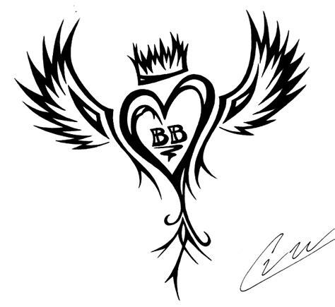 tattoo heart by dope feind 420 on deviantart