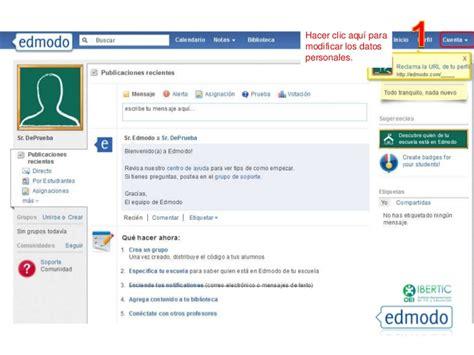 edmodo là gì edmodo como configurar la cuenta docente