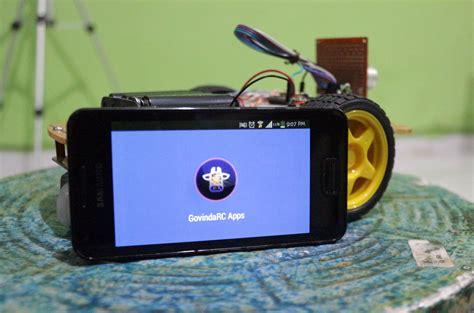 tutorial gambar robot tutorial pemrograman robot mobil remot kontrol android