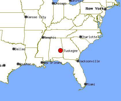 map of tuskegee alabama tuskegee alabama