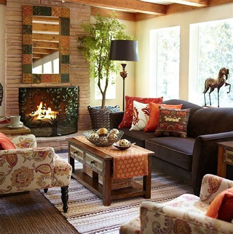 25 best ideas about fall living room on
