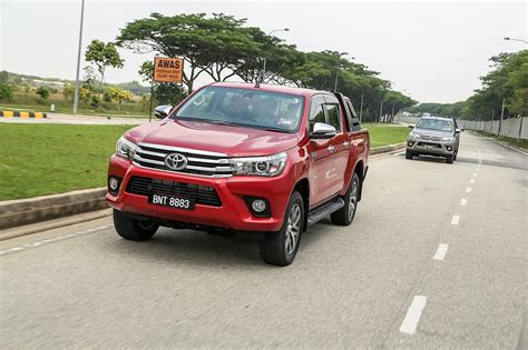 nearest toyota showroom toyota hilux and fortuner launched in malaysia