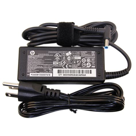 Adaptor Laptop Hp Original original oem hp envy 17 series laptop notebook charger power adapter cord ebay