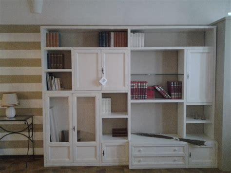 soggiorni pareti attrezzate pacema soggiorno tutto legno laccato opaco pareti
