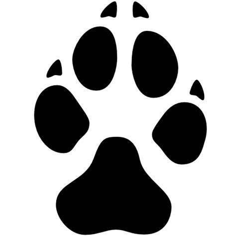 puppy tracker animals track icon windows 8 iconset icons8