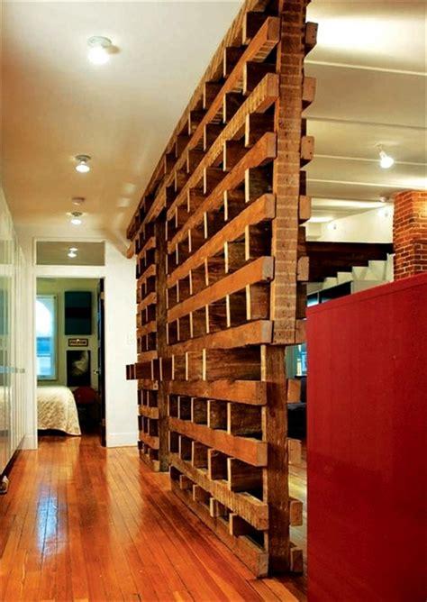 wooden room diy pallet room divider ideas pallet wood projects