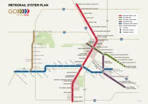 Houston Metro System Map by Submission Houston Metrorail Future System Plan