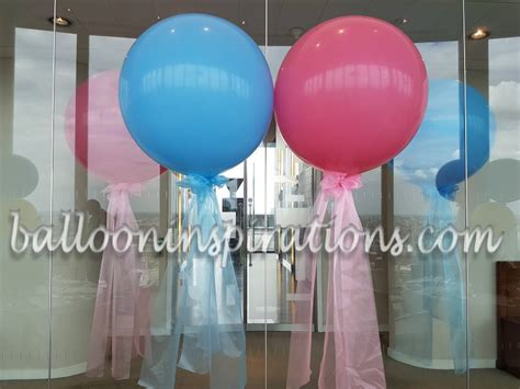 Baby Shower Baloons by Baby Shower Balloon Decorations Balloon Decorations For
