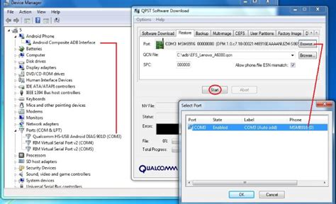 tutorial flash lenovo a319 cara fix sinyal dan imei lenovo a6000 a6000 via fastboot