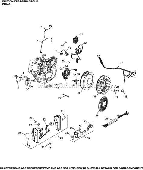kohler magnum 18 parts diagram the best wiring diagram 2017