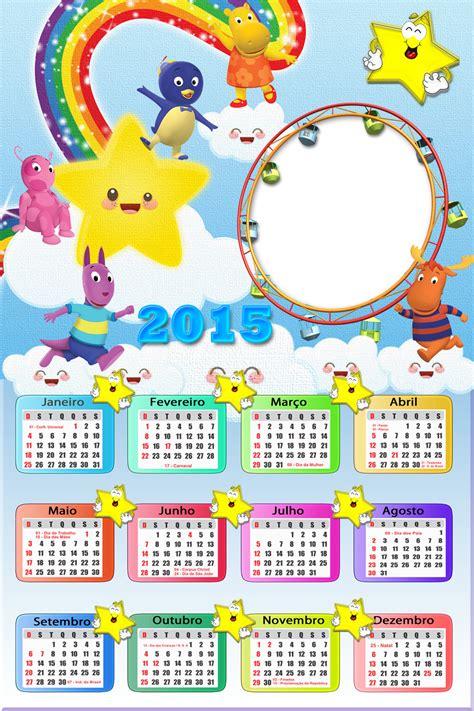 Calendarios Para Imprimir 2015 Ba 250 Da Web Calend 225 Rios 2015 Infantil Para Imprimir