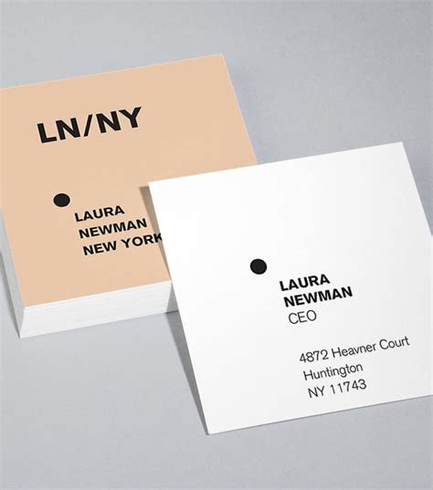 Moo Square Business Cards