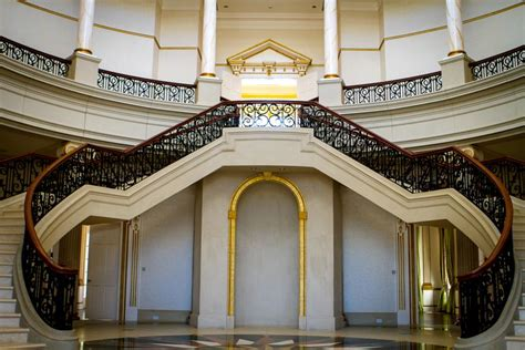 holyfield house tour evander holyfield s former mansion hgtv