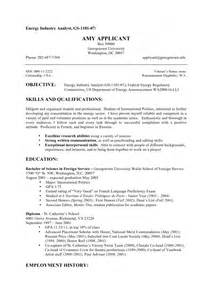 Federal Resume Cover Letter resume certified federal resume writer resume for federal government